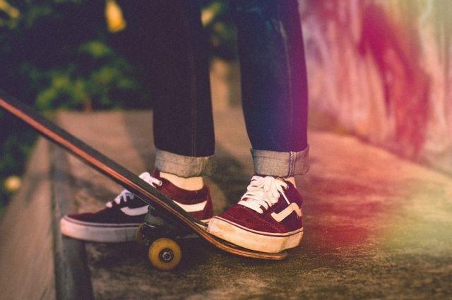 ВСтруковском саду отыскали место для возведения нового скейт-парка