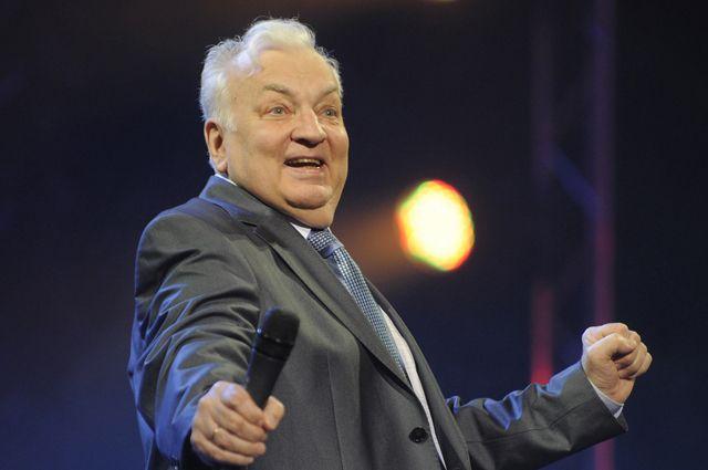 Михаил Державин.