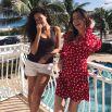 Настя Каменских и Надя Дорофеева в Майями отрываются по полной. Судя по фото, там сейчас находится вся команда Потапа.
