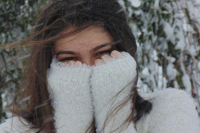 ВКрыму предполагается мокрый снег, переходящий вдождь вближайшие дни