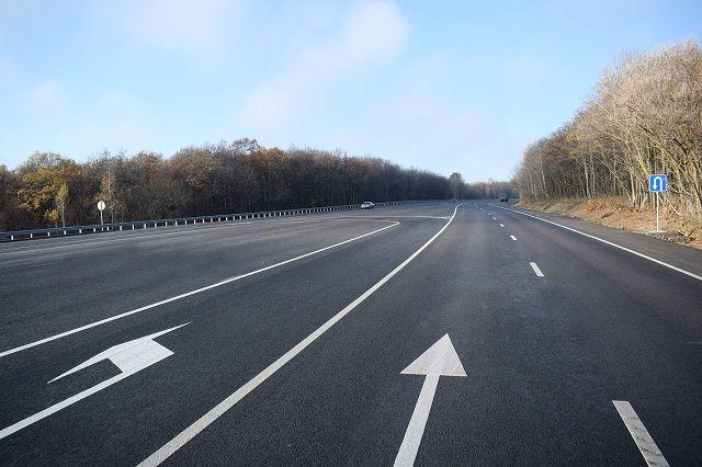 В прошлом году новые дороги были построены в 7 районах области.