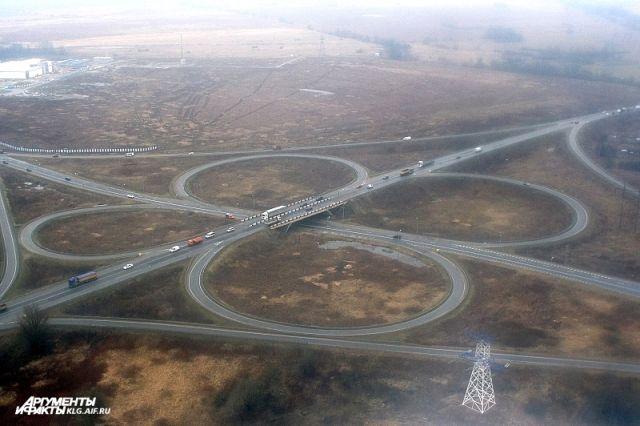 Мэрия планирует заменить четыре въездных знака у границ Калининграда.