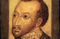 Парсуна царя Фёдора.