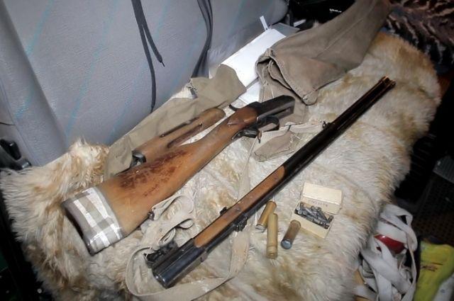 Калининградский агроном нелегально купил ружье, чтобы отпугивать зверей.