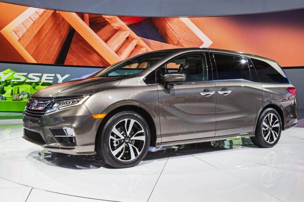 и Honda Odyssey.