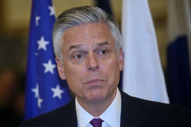 Посол США Хантсман рассказал, когда могут опубликовать «кремлевский доклад»