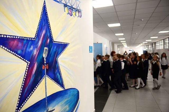 Развитие талантов. Делегация из Бишкека посетила самую большую школу Москвы