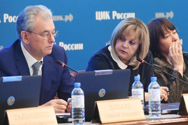ЦИК разрешил продолжить избирательную кампанию 17 кандидатам в президенты