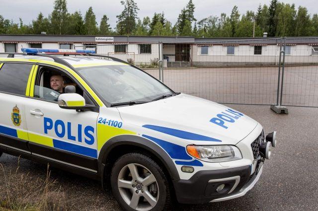 Мужчина, повредивший дипсобственность РФ в Швеции, арестован