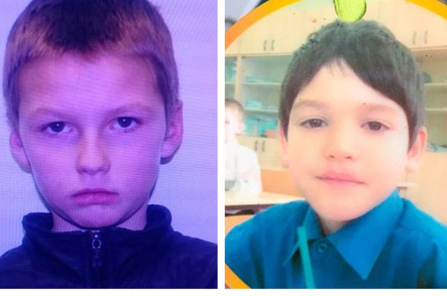 11-летний Илья Торхов и 10-летний Камиль Хлыбов пропали 14 января в Камбарке.