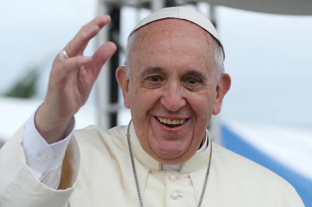 Папа Римский встретился с жертвами насилия священников