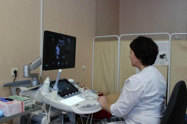 В диагностическом центре используют самые передовые технологии.