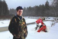 Благодаря сельчанину Ильясу Нигматуллину двое пятилетних мальчиков не утонули в реке.
