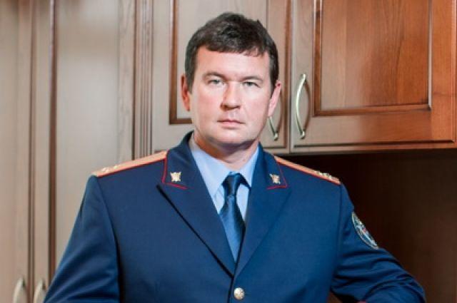 Заместитель руководителя следственного управления СК России по Югре Александр Молибоженко.