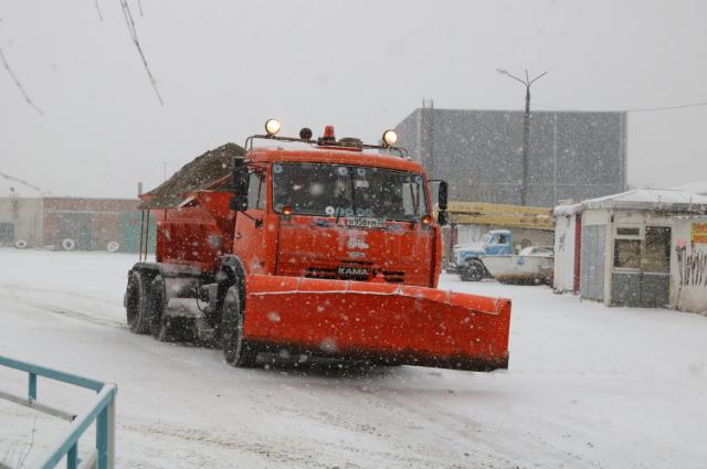 Сегодня вечером во Владивостоке ожидается снег