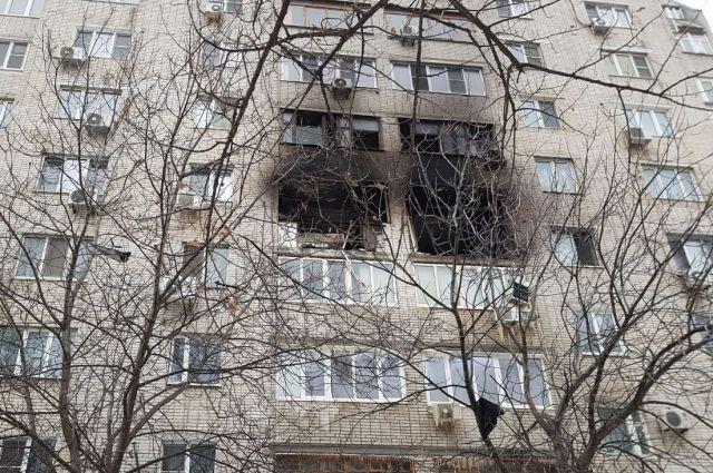 Ростовский «Газпром» объявил, что накануне до взрыва устранил утечку вдоме