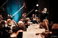 Впервые красноярский коллектив выступил на сцене Концертного зала им. П.И. Чайковского.