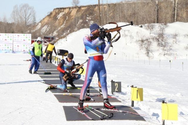 В Омске создадут академию биатлона.