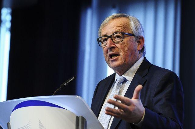Юнкер: Англия после Brexit сумеет вновь присоединиться кЕС