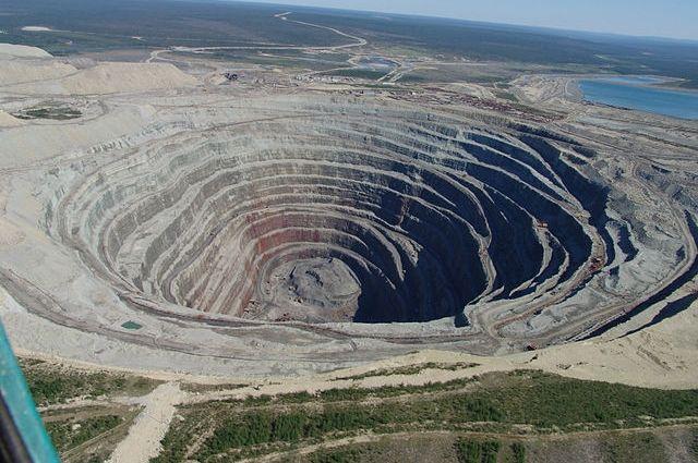 Прокуратура проверит отключение электроэнергии на алмазном руднике в Якутии