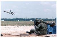 Армия Украины берет на вооружение противотанковые комплексы США - Javelin