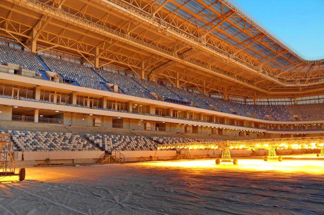 На открытии «Стадиона Калининград» сыграют «Балтика» и немецкий «Шальке-04».