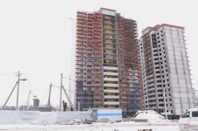 Вмикрорайоне М-14 появится три новых дома
