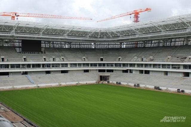 «Балтика» откроет новый стадион вКалининграде матчем с«Шальке»