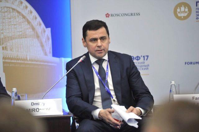 Дмитрий Миронов строго раскритиковал мэрию Ярославля зафонтан впарке Мира