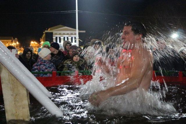 Тюменцы готовятся к Крещению: стали известны места для купания