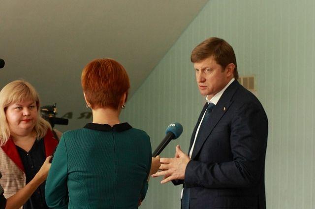 Экс-министра возведения Ставропольского края Игоря Васильева суд оставил под стражей