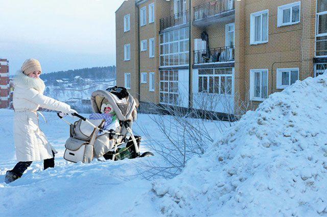 Собственников заваленных снегом участков будут облагать штрафом вСтаврополе