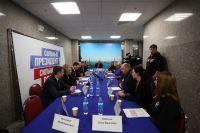 Первое заседание регионального штаба прошло в ТЦ SkyCity.
