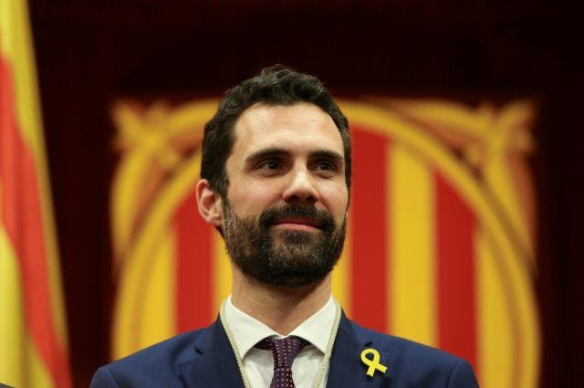 Сторонник независимости стал спикером парламента Каталонии