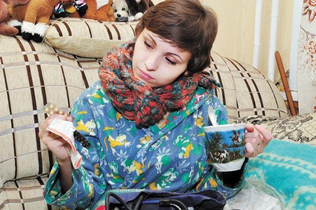 В Тюменской области зарегистрированы первые случаи заболевания гриппом