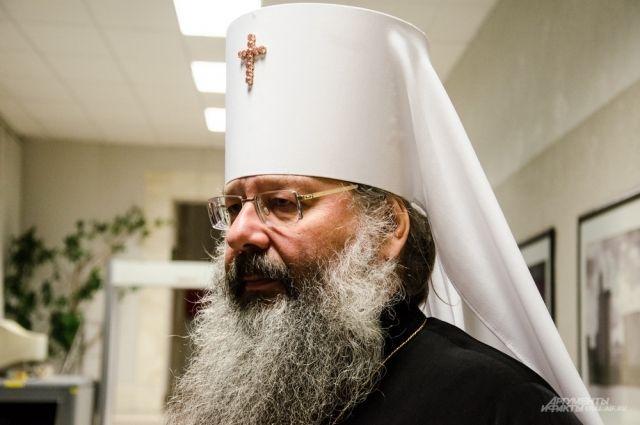 Екатеринбургский митрополит предложил прижизненно увековечить память Росселя иЧернецкого