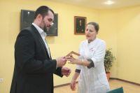 Роман Чемеркин - почетный донор и организатор донорских акций
