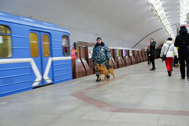 Метрополитен Новосибирска должен расширяться.