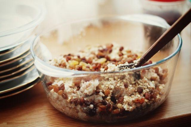 Блюда для крещенского стола приготовить очень просто.