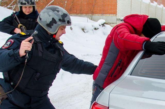 В Красноярском крае преступность снизилась на 10%.