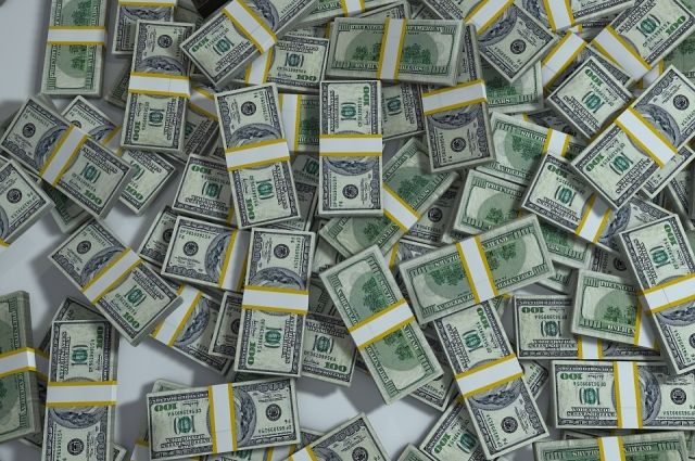 Россия за год увеличила инвестиции в гособлигации США на 22%