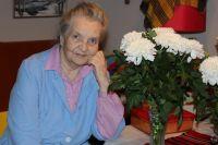 Елена Марттила известна своей серией работ о блокадном Ленинграде.