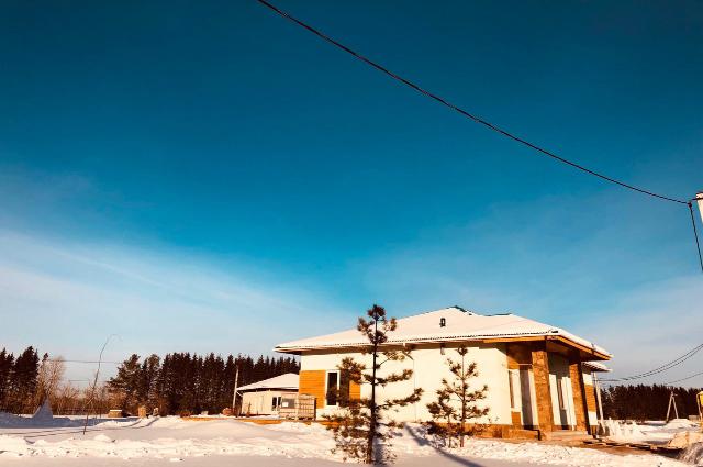 Ямальцы предпочитают жить в Тюмени в частных домах.
