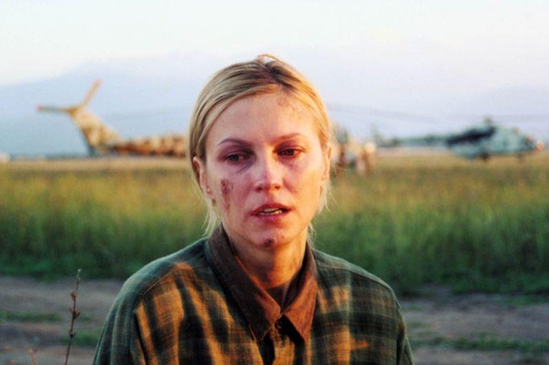 Ингеборга Дапкунайте в фильме «Война» (2002) в роли Маргарет.