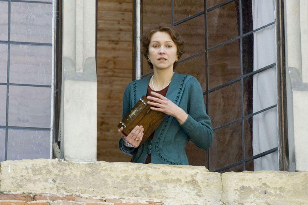 «Ганнибал: Восхождение» (2007) — мать Ганнибала Лектера.