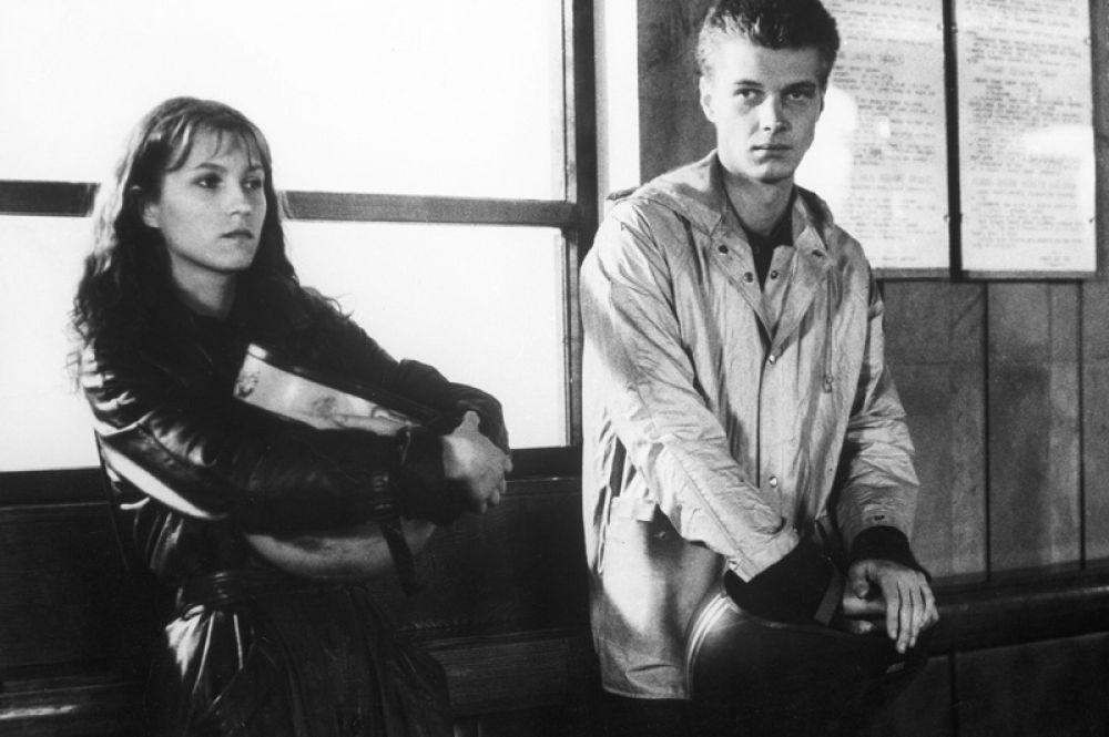 Кинодебют актрисы состоялся в 1984 году в фильме Раймундаса Баниониса «Моя маленькая жена».