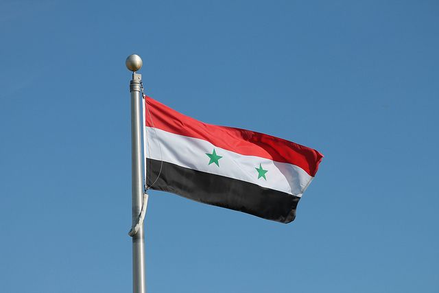 Сирия считает вмешательством во внутренние дела заявление Тиллерсона