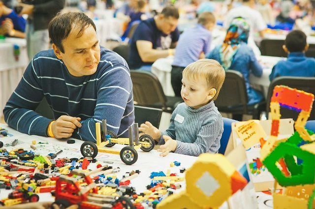 Увлекательная семейная игра «Конструктория» состоится в Лабытнанги