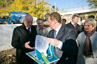 Губернатор вникал в детали буквально каждого большого проекта.