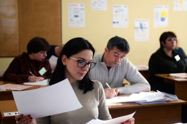 Школы используют высокую явку на выборы президента для референдумов